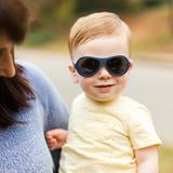 Load image into Gallery viewer, Babiators - Two Toned Aviators - Nautical Navy