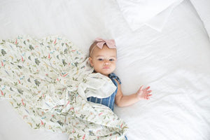Copper Pearl Swaddle - Aspen