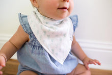 Load image into Gallery viewer, Copper Pearl Bib Set - Claire