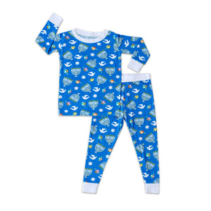 Little Sleepies - Hanukkah Two-Piece Pajama Set