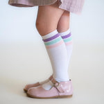 Little Stocking Co. - Spring Stripe Knee Highs