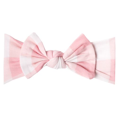 Copper Pearl - Headband Bow - London