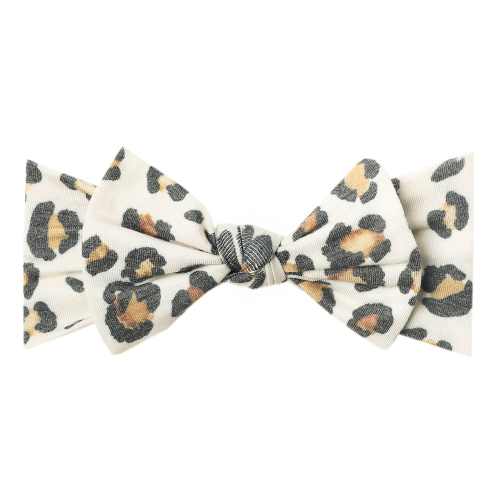 Copper Pearl - Headband Bow - Zara