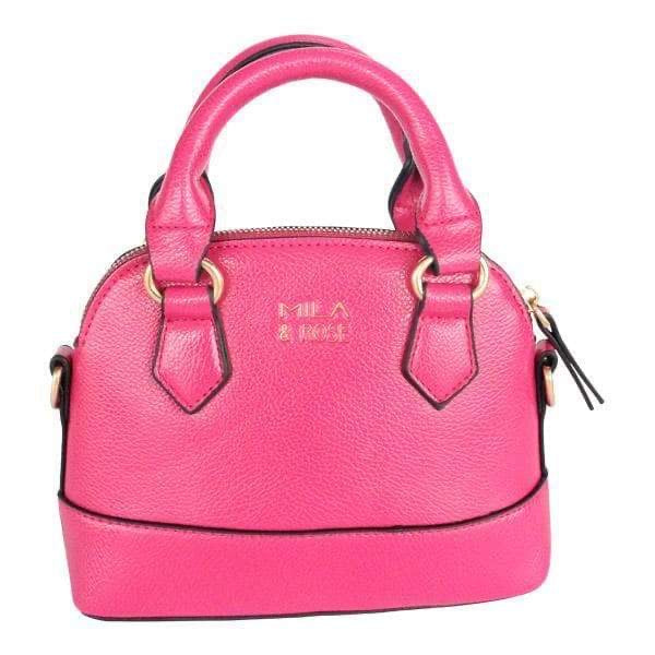 Mila & Rose - Pretty in Hot Pink Girls Purse
