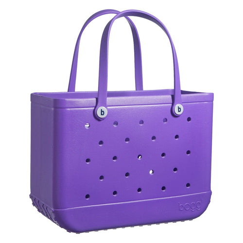 Bogg Bag - Original BOGG Bag (Large Tote 19x15x9.5) - Houston we have a PURPLE