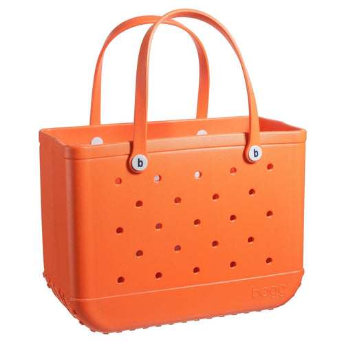 Bogg Bag - Original BOGG Bag (Large Tote 19x15x9.5) - ORANGE you glad you got