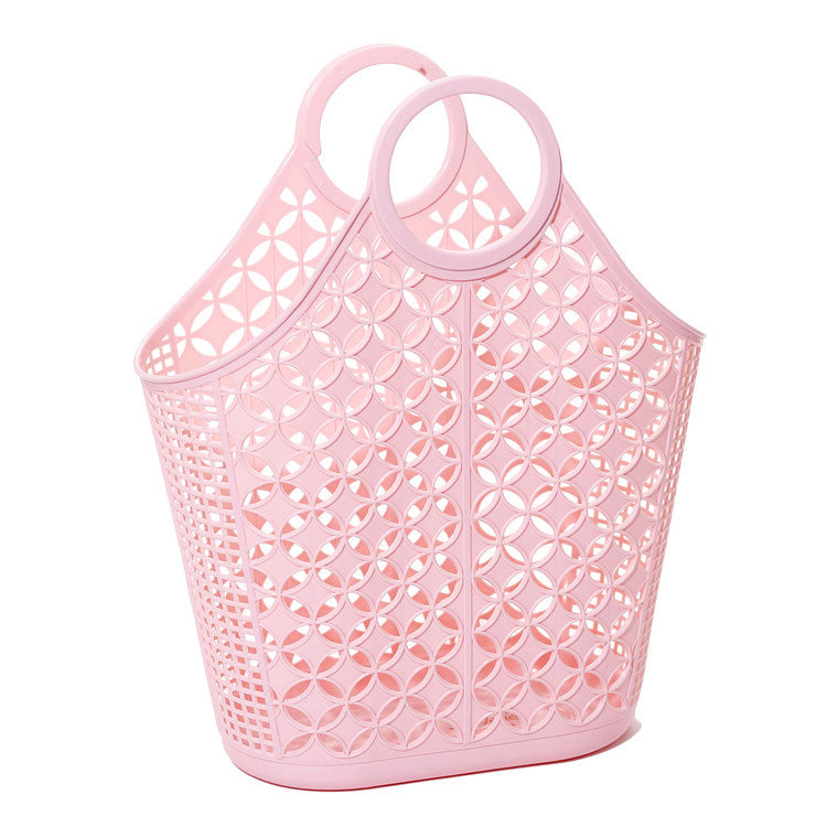 Load image into Gallery viewer, Sun Jellies - Atomic Tote - Pink