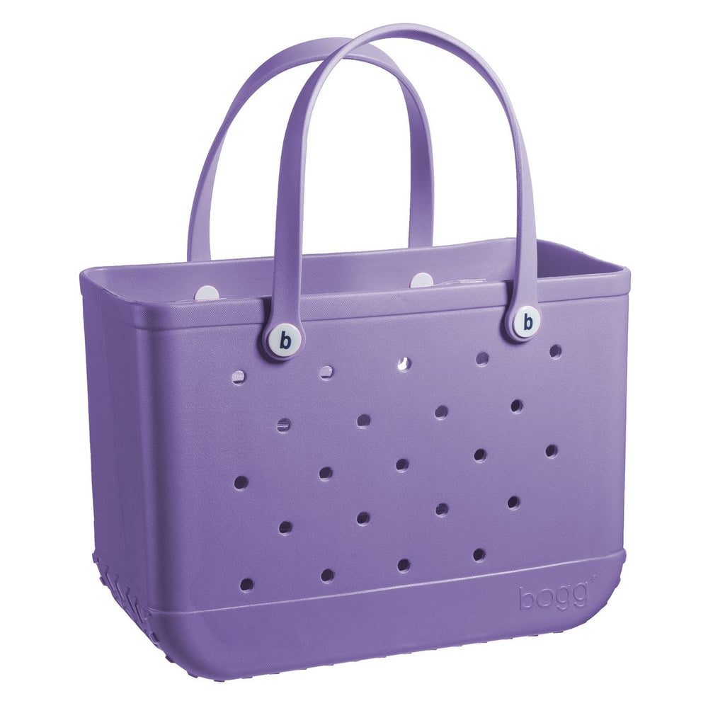 Bogg Bag - Original BOGG Bag (Large Tote 19x15x9.5) - I LILAC you alot bogg