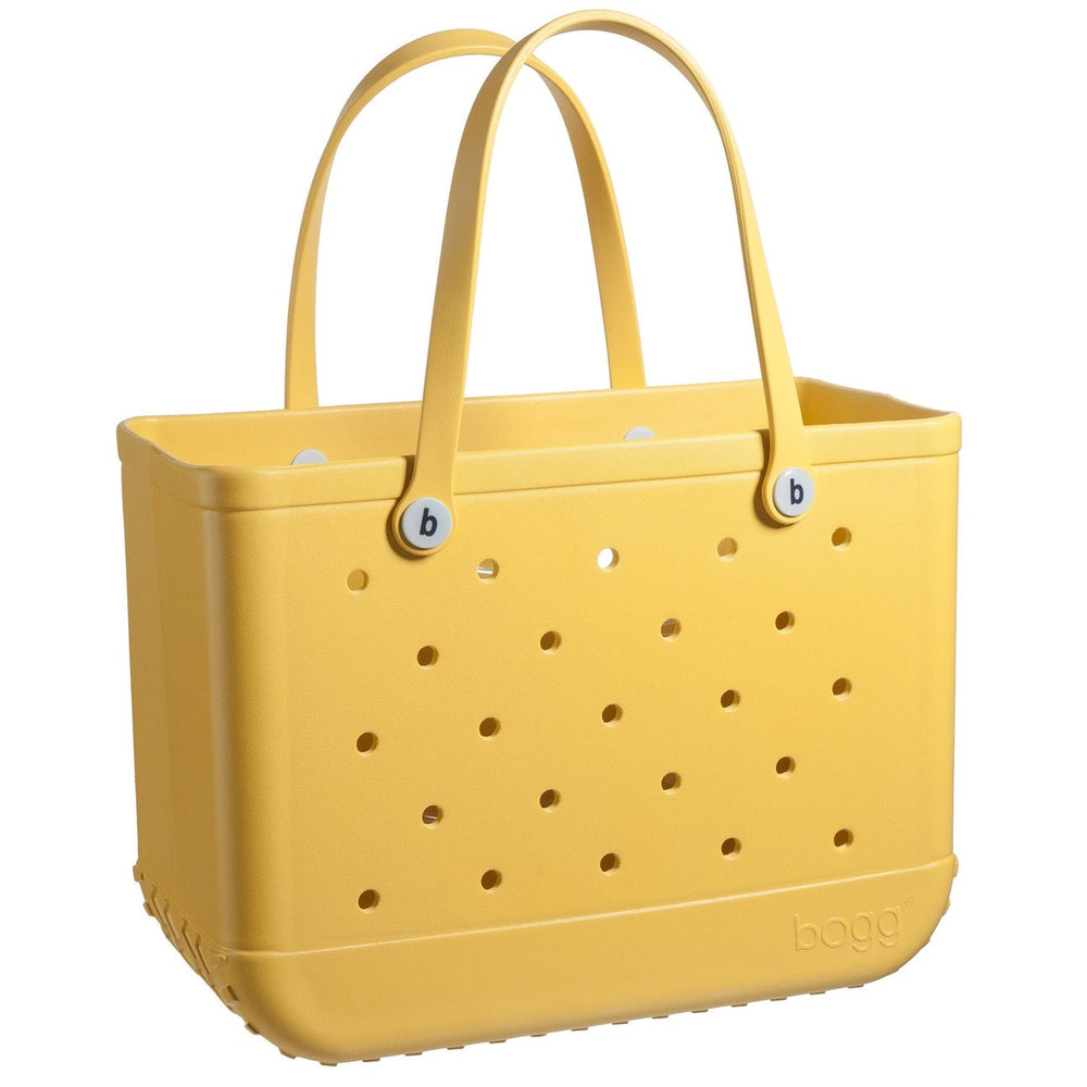 Bogg Bag - Original BOGG Bag (Large Tote 19x15x9.5) - YELLOW-there