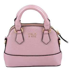 Mila & Rose - Pink Metallic Girls Purse