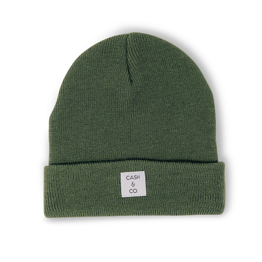 Cash & Co. - Pine Beanie