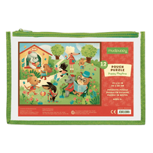 Load image into Gallery viewer, Mud Puppy - Puppy Playtime Pouch Puzzle
