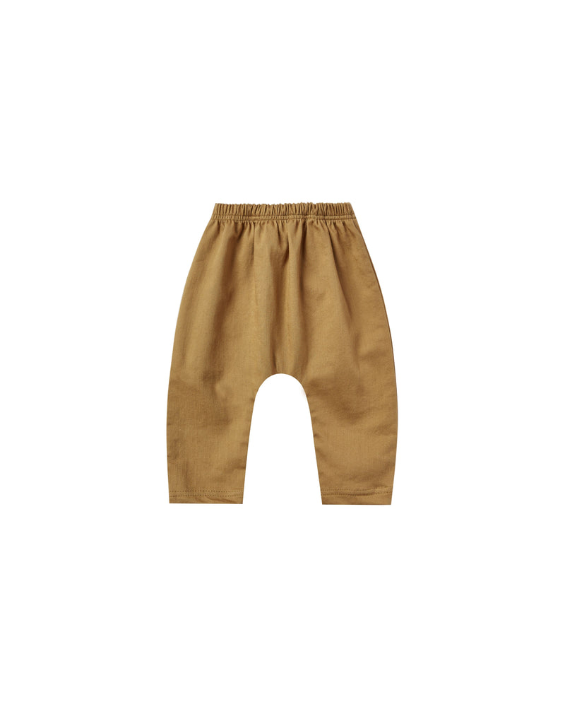 Rylee & Cru - Enchanted - Goldenrod Baggy Harem Pant