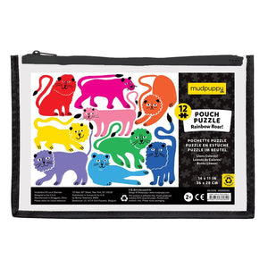 Mud Puppy - Rainbow Roar! Pouch Puzzle