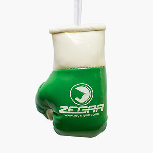 miniature boxing glove hanging accessories gifts novelties