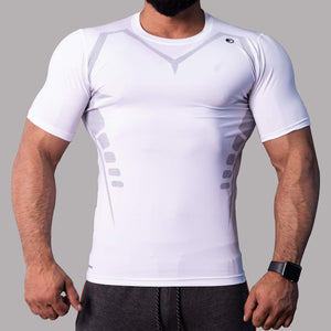 HyperArc™ Compression Base Layer Short Sleeve Rashguard