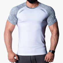 ProLev™ Training Top Short Sleeve White Front