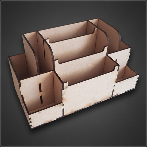 Desk Caddy MDF Kit Image
