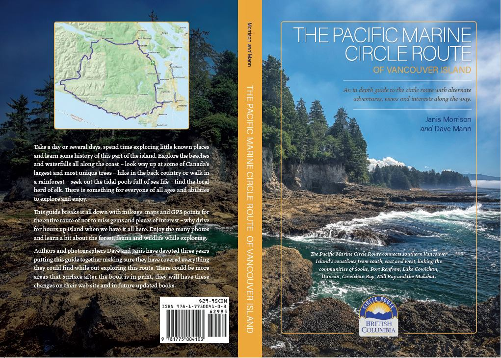 Pacific Marine Circle Route Guide Book