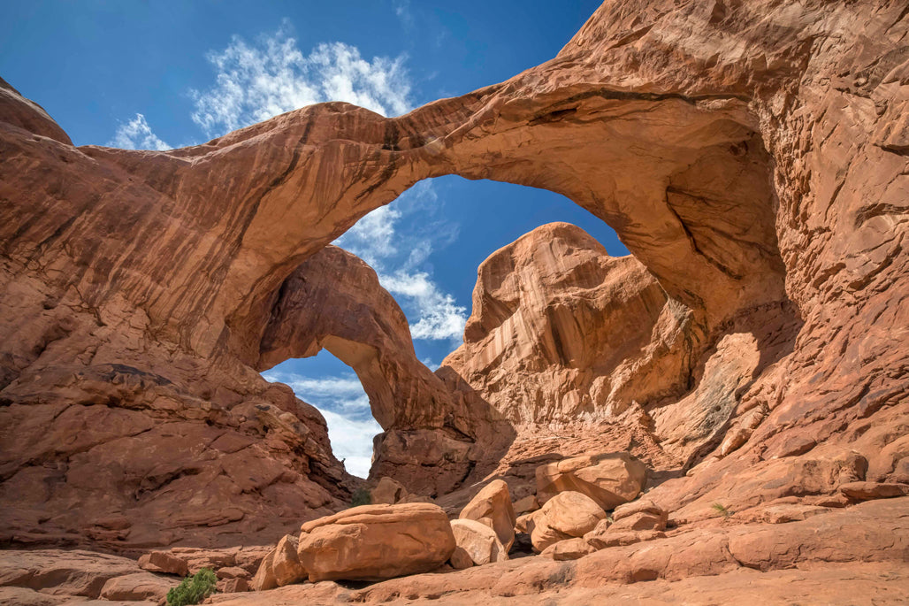 Double Arch - Arches National Park - Utah