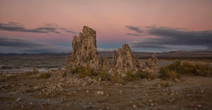 Mono Lake Tufa - California