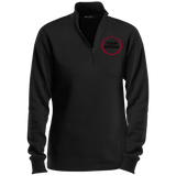 Ladies' 1/4 Zip Sweatshirt