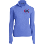 Ladies' 1/2 Zip Performance Pullover
