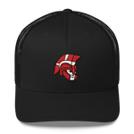 Logan Trojans Unisex Trucker Embroidered Cap