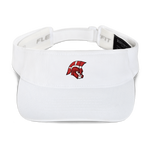 Logan Trojans Unisex Embroidered Visor