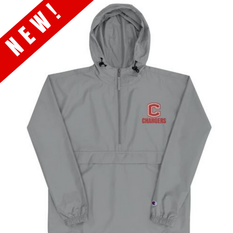Chariton Chargers Unisex Half-Zip Pullover Jacket - Champion Brand