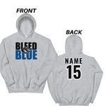 Central Springs Unisex Custom Name and Number Hoodie