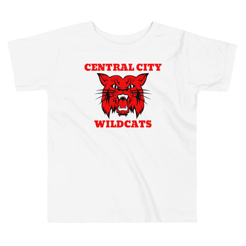 Central City Wildcats Unisex Toddler T-Shirt