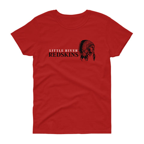 Little River Women's Loose Crew Tshirt
