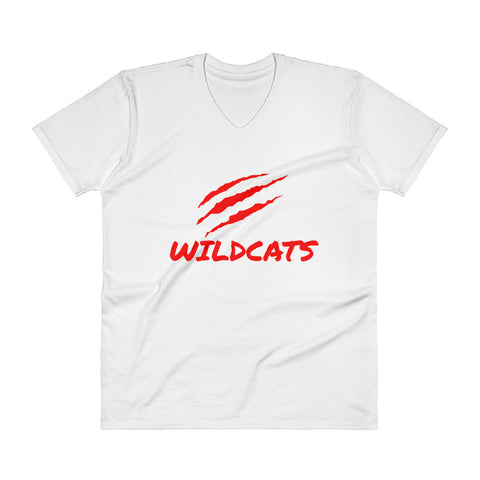 Central City Wildcats Unisex V-Neck T-Shirt