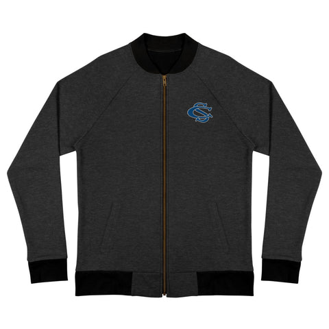 Central Springs Panthers Unisex Bomber Jacket