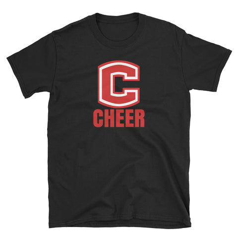 Chariton Charger Cheer Unisex T-Shirt