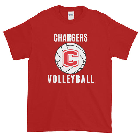 Chariton Chargers Unisex Volleyball T-Shirt