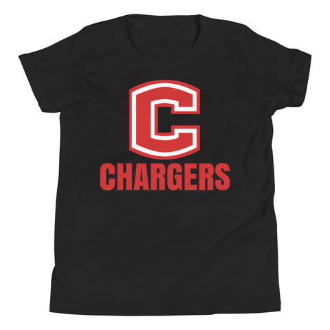 Chariton Chargers Youth Short Sleeve T-Shirt