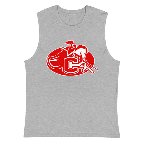 Chariton Chargers Unisex Muscle Shirt