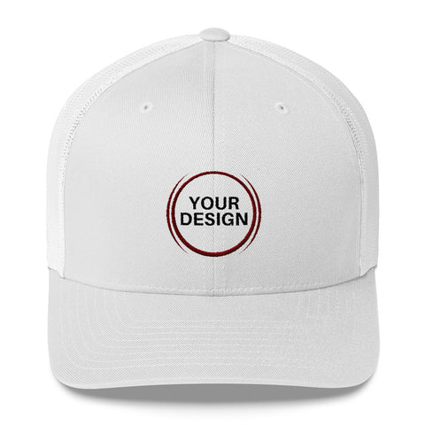 Classic Adjustable Trucker Hat