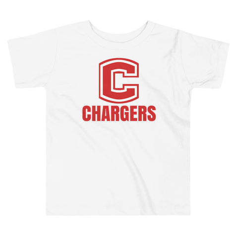 Chariton Chargers Toddler Short Sleeve Tee