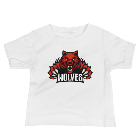 Lebo Wolves Baby Jersey Short Sleeve T-Shirt