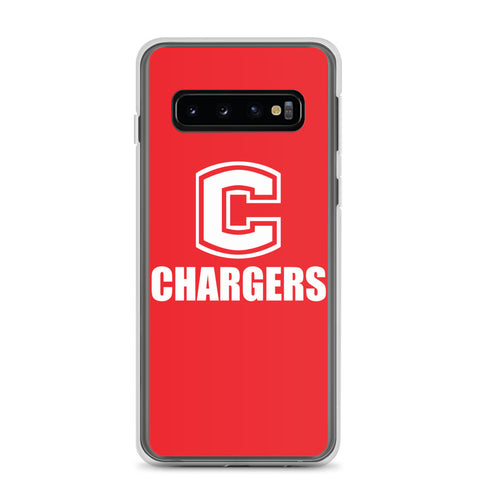 Chariton Chargers Samsung Phone Case (All Sizes Available)