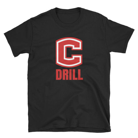 Chariton Charger Drill Unisex T-Shirt