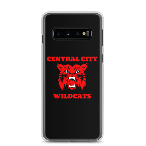 Central City Wildcats Samsung Case (All Sizes Available)