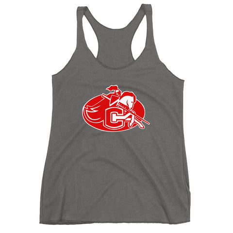 Chariton Chargers Women's Racerback Tank Top