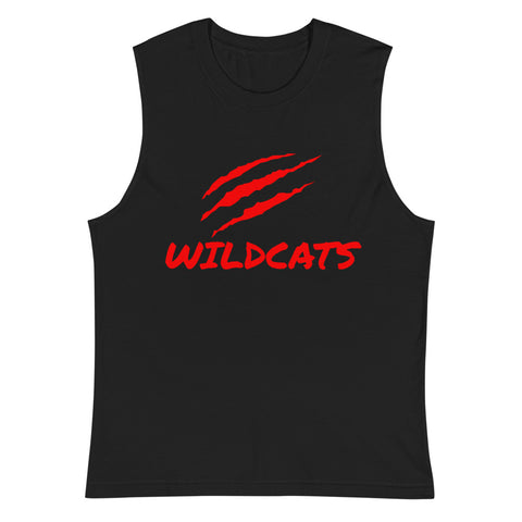 Central City Wildcats Unisex Muscle Shirt