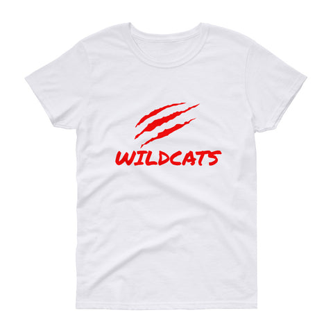 Central City Wildcats Women's Loose Crew T-Shirt