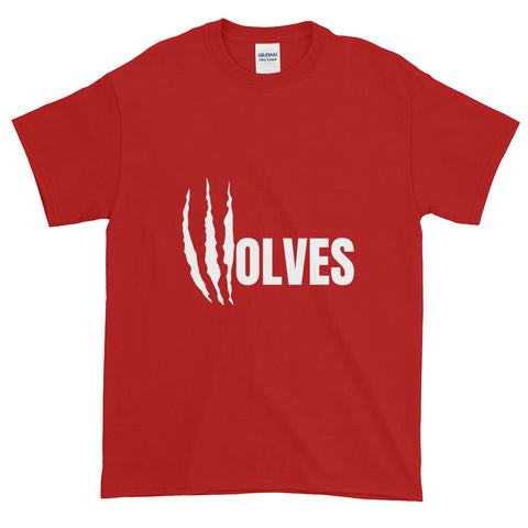Lebo Wolves Unisex Claw T-Shirt