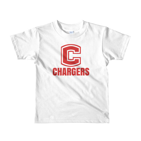 Chariton Chargers Kids Short Sleeve T-Shirt